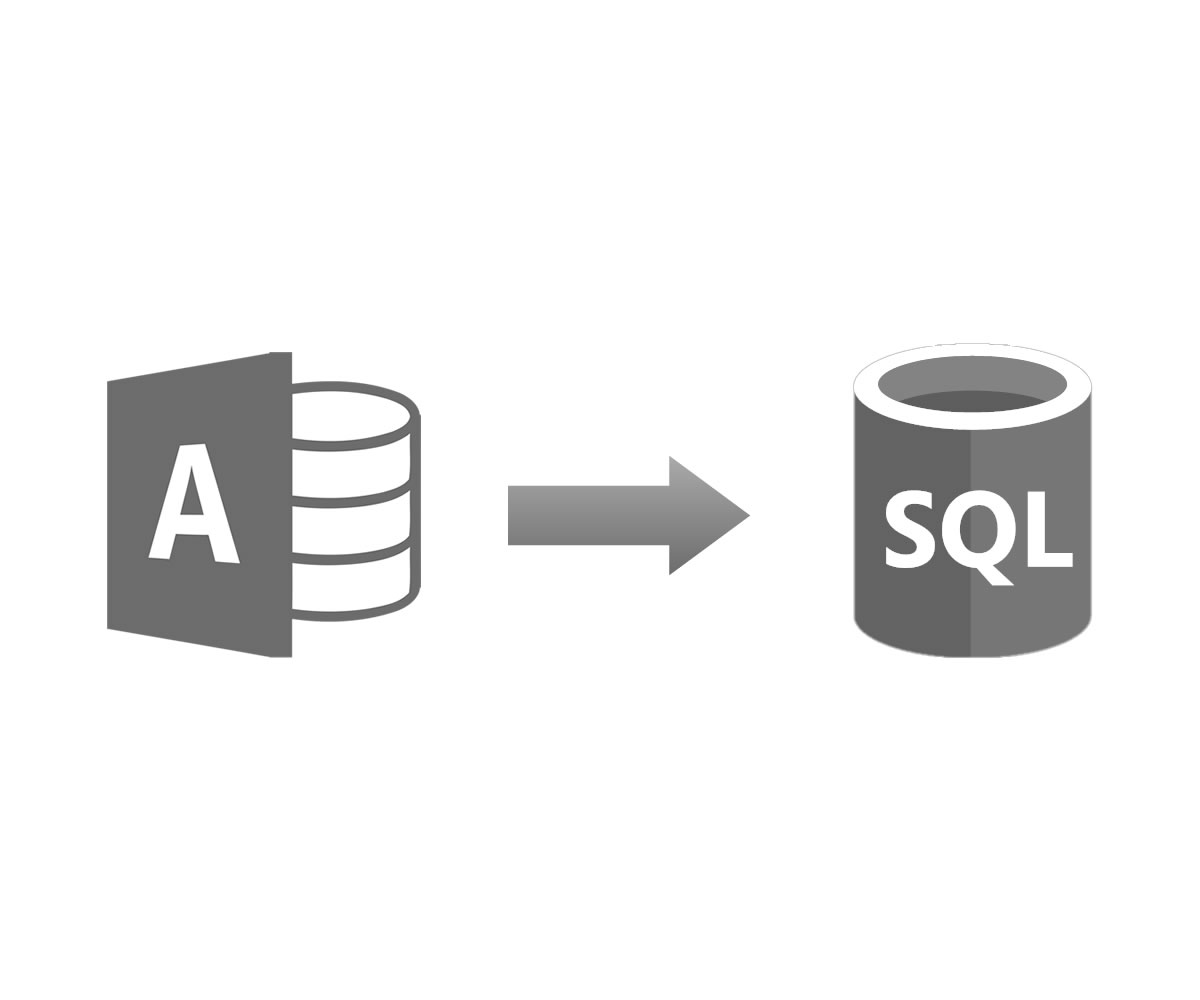 Our latest project was migrating a MS Access Database to SQL Server!